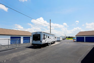 The Storage Center of O'Fallon Illinois RV storage