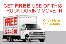 Get FREE use of this moving truck during move in. Click here for details.